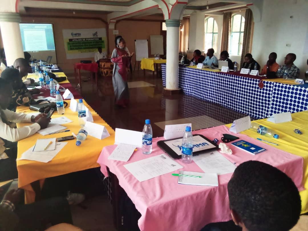 Sud-Kivu : Des journalistes en formation sur la sécurité physique et digitale par AFEM