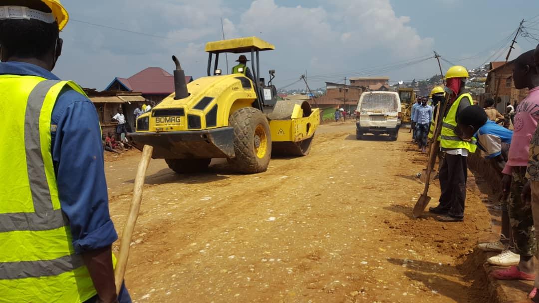 Sud-Kivu : Réhabilitation du tronçon routier UEA-Nyantende, l'ACGT se plaint sur un seul problème