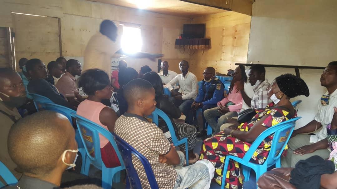 Bukavu : La société civile de Bagira en guerre contre l'insécurité signalée dans leur entité