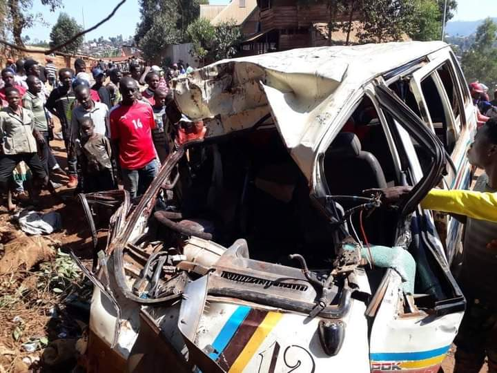 Sud-Kivu : Le cadre de concertation de la société civile donne trois raisons majeures des accidents à répétition