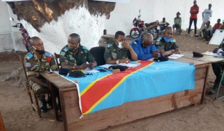 Tanganyika : Le Tribunal militaire condamne deux militaires et un policier pour viol à Kalemie