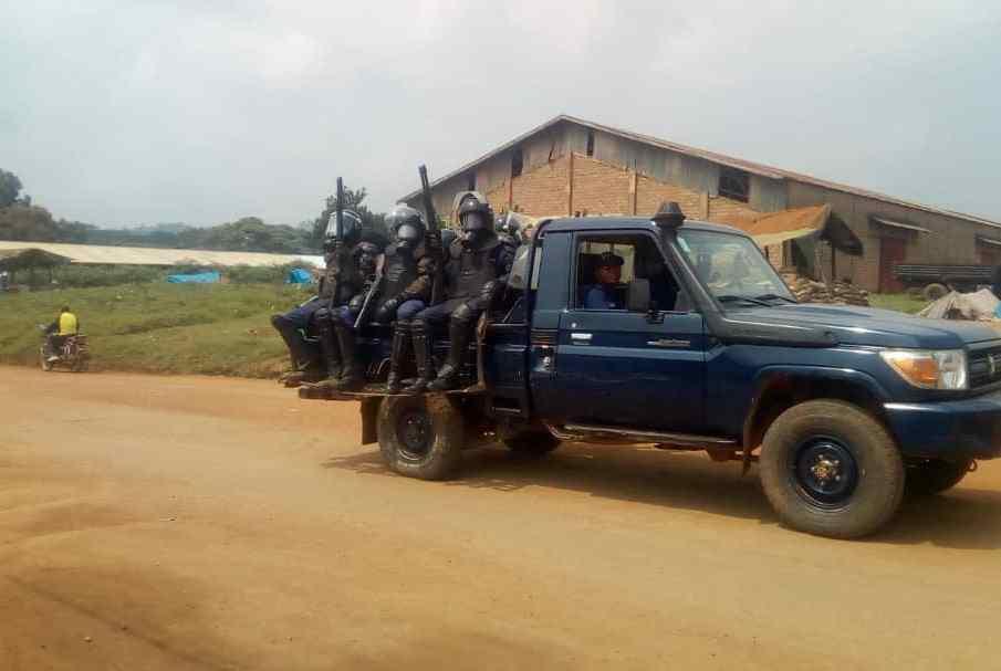 Insécurité à Beni : La police interpelle plus de 20 personnes dans un bouclage