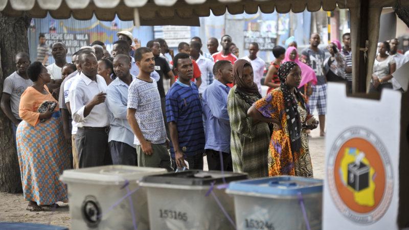 Tanzanie-Élections : Prévues pour ce 28 octobre, John Magufuli candidat à sa propre succession