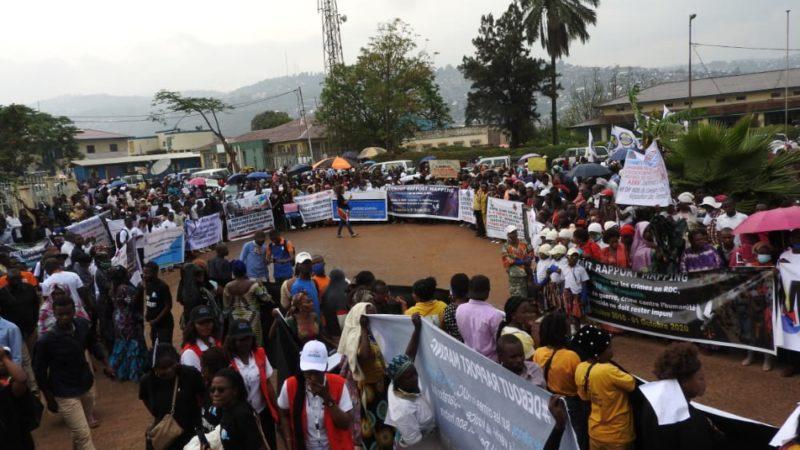 RDC: Des acteurs de la société civile en guerre pour la publication des annexes du rapport Mapping