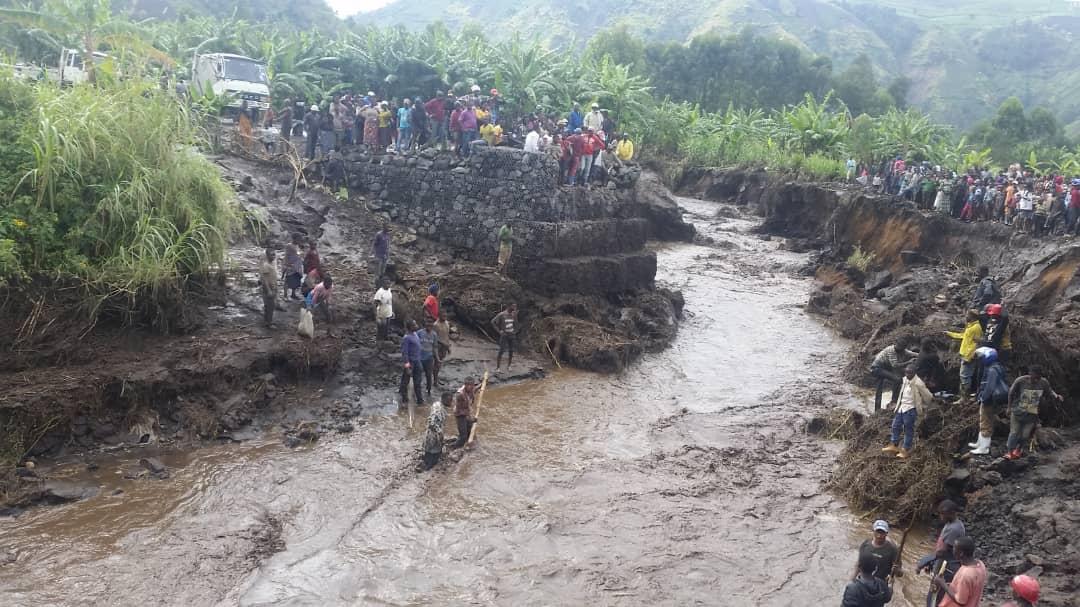 Nord-Kivu: Félix Tshisekedi attendu à Sake ce jeudi pour compatir avec les victimes des catastrophes naturelles