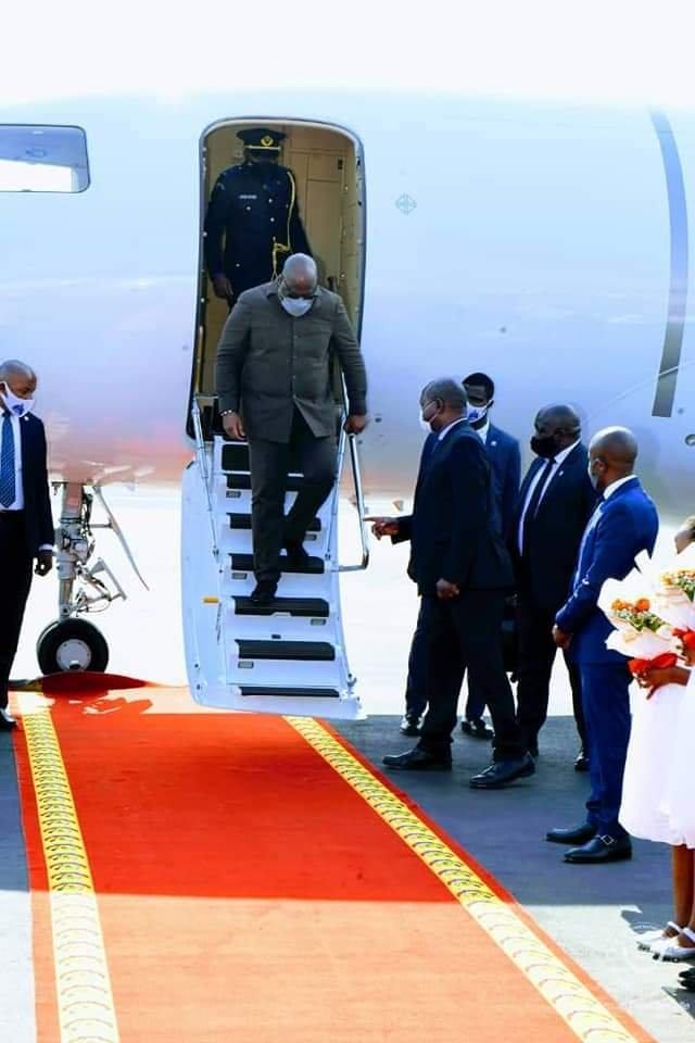 RDC : Arrivée de Félix Tshisekedi à Goma, une visite émaillée des surprises inoubliables