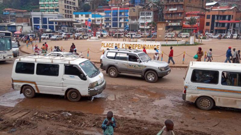 Bukavu: Insalubrité à la place de l'indépendance, OBAPG met le Maire de la ville devant ses responsabilités
