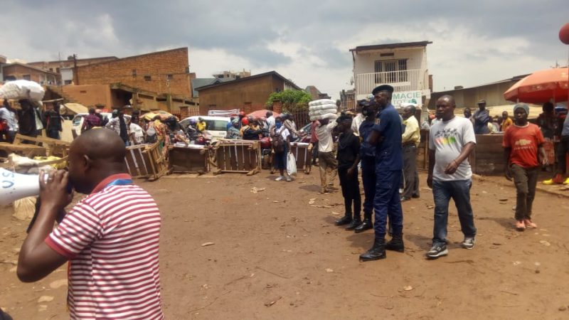 Bukavu : Dégradation du tronçon routier Kibonge-Carrefour, OBAPG annonce des actions de grande envergure