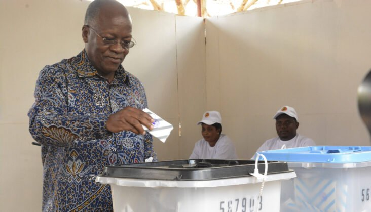 Tanzanie : Les premiers propos de John Magufuli après avoir voté à l'élection présidentielle