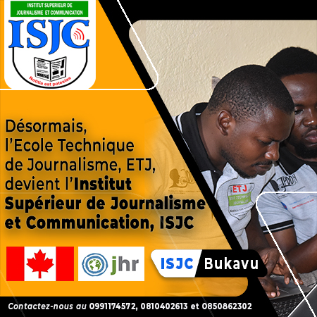 Inscription ISJC