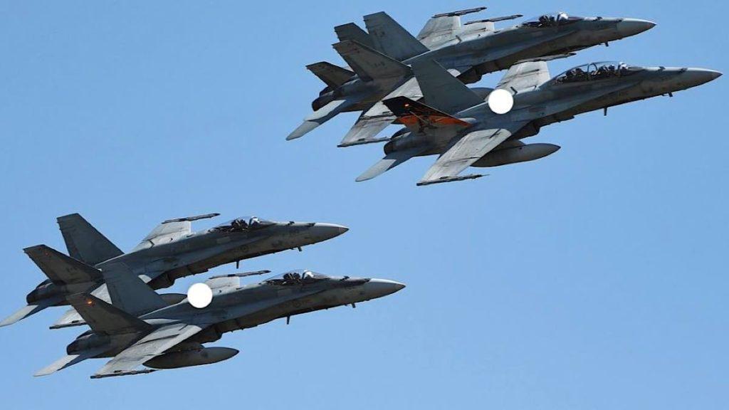 Coopération militaire RDC-ANGOLA : Des avions de chasse vont survoler le ciel de Kinshasa ce vendredi 20 novembre