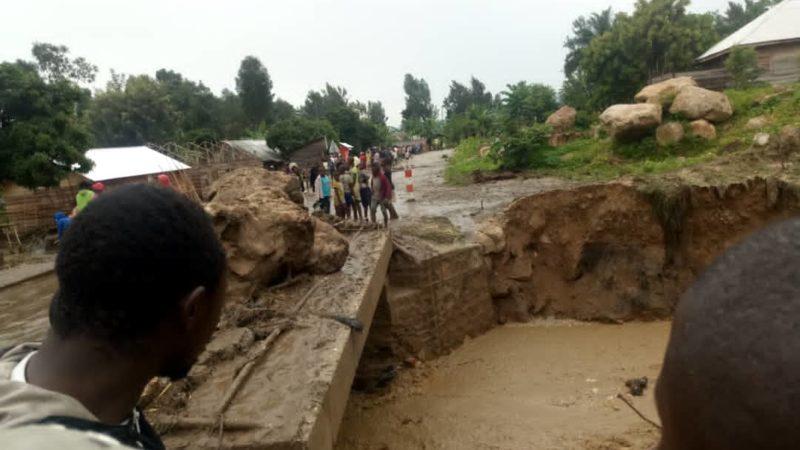 Sud-Kivu : Une pluie diluvienne fait état de deux morts et plusieurs dégâts matériels à Kalehe (provisoire)