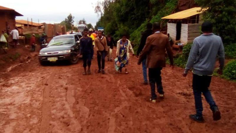 Bukavu : La NDSCI-Bagira plaide pour la réhabilitation du tronçon routier place de l'Indépendance-Ciriri
