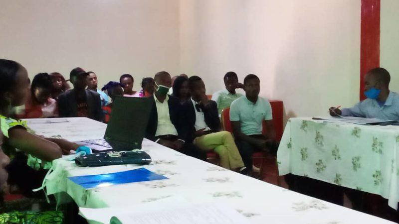 Média-RDC : Des étudiants de l'Ecole Technique de Journalisme se disent prêts à affronter la vie professionnelle