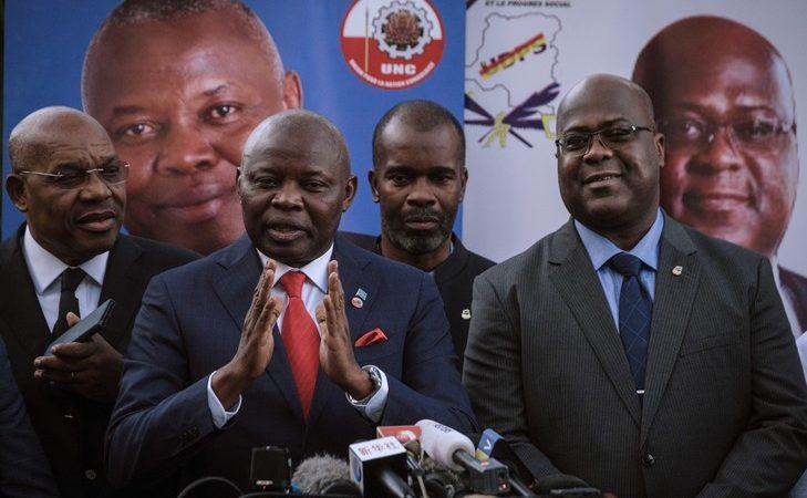 RDC-Fin de la coalition FCC-CACH : L'UNC rejette la décision du Président a.i. de l'UDPS