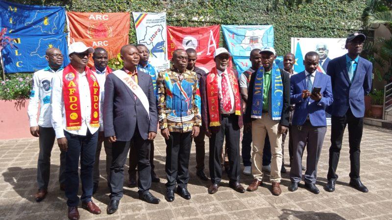 Union Sacrée de la Nation: Les forces politiques du Sud-Kivu se rangent derrière Félix Tshisekedi