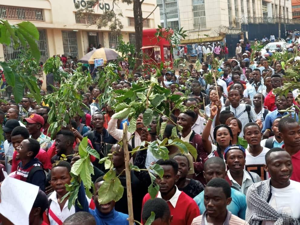 RDC: Des étudiants du Sud-Kivu annonce une descente dans la rue ce 12 janvier pour exiger la reprise des cours