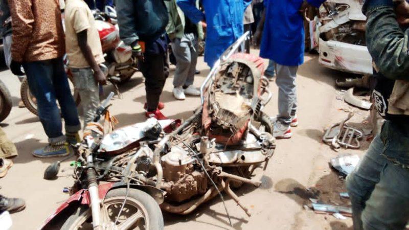 Bukavu : Un accident de circulation fait état d'un mort sur la route Lycée Wima
