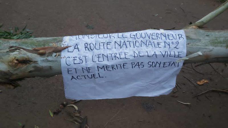Sud-Kivu : Pas de trafic sur le tronçon routier Murundu-Mudaka sur appel de la société civile du milieu