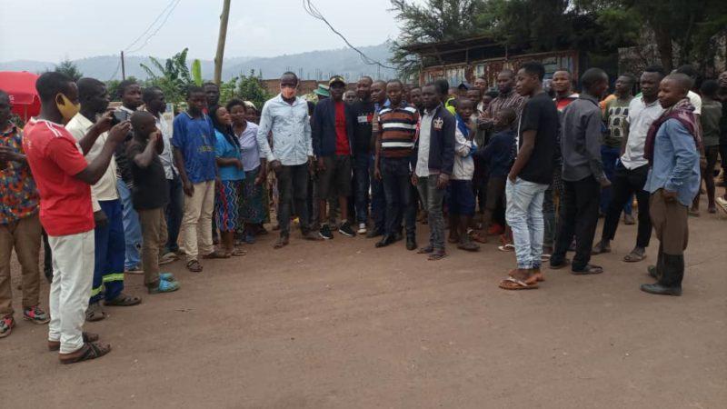 Sud-Kivu: Barricade de la route nationale N°2, deux blessés et des biens disparus dans des échauffourées