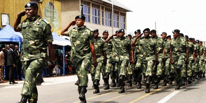 Sud-Kivu : Les FARDC débutent l'enregistrement des militaires venus des diverses unités à Baraka
