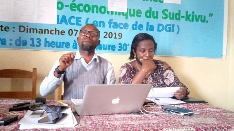 Sud-Kivu: La société civile exige l'audit des entreprises partenaires du gouvernement dont «ELAN» d'Amani Ngubiri