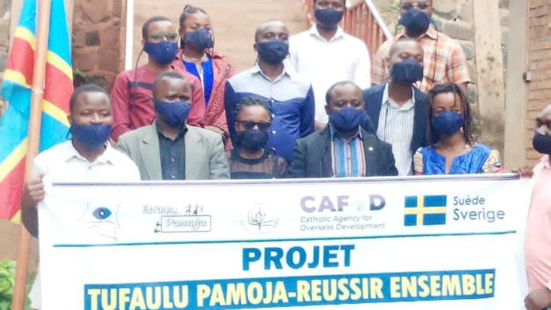 "Sud-Kivu : LaprunelleRDC lance le projet ""Tufaulu Pamoja"" dans les villes de Bukavu et Uvira"