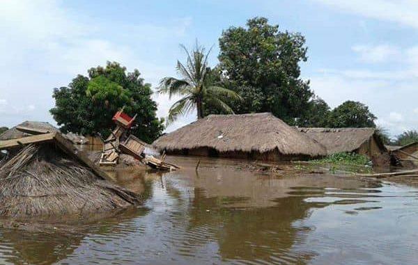 Sud-Kivu : Une pluie diluvienne fait été d'un mort et une centaine de maisons écroulées à Fizi