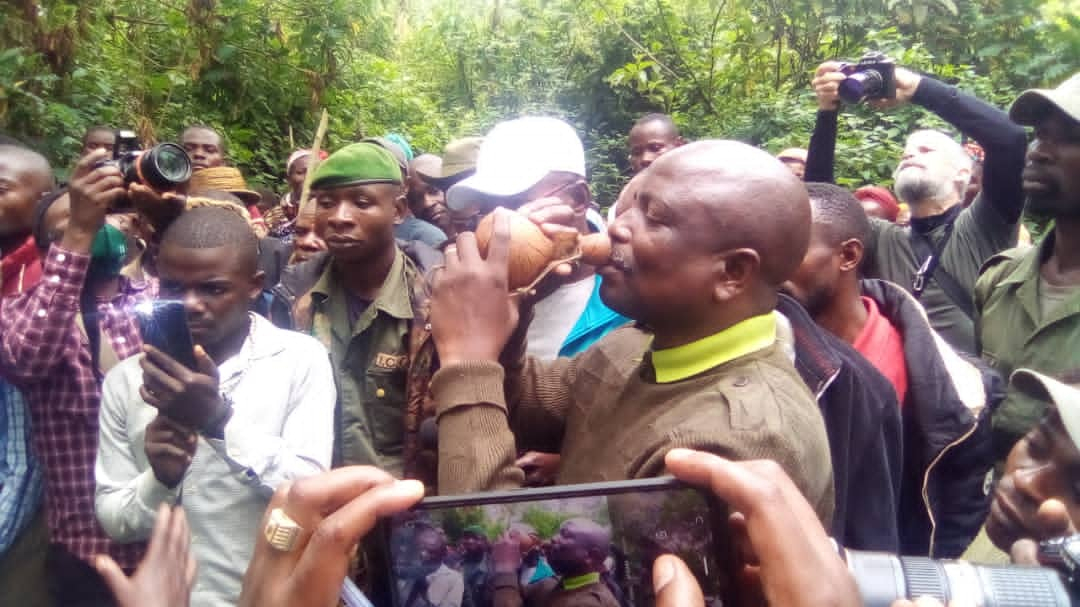 Sud-Kivu : Un climat d'attente et de cohabitation pacifique trouvé entre le PNKB et les pygmées