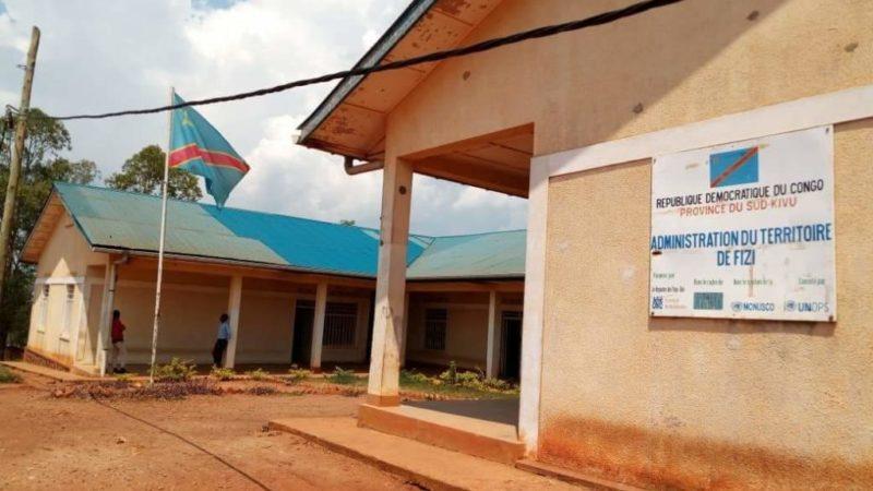 Sud-Kivu: Gestion opaque des revenus financiers, la société civile de Fizi appelle l'IGF à organiser un audit