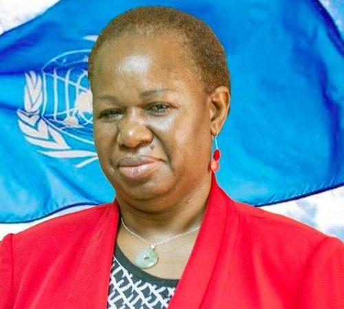 RDC : Bintou Keita déterminée dans la réduction des groupes armés dans l'Est du pays