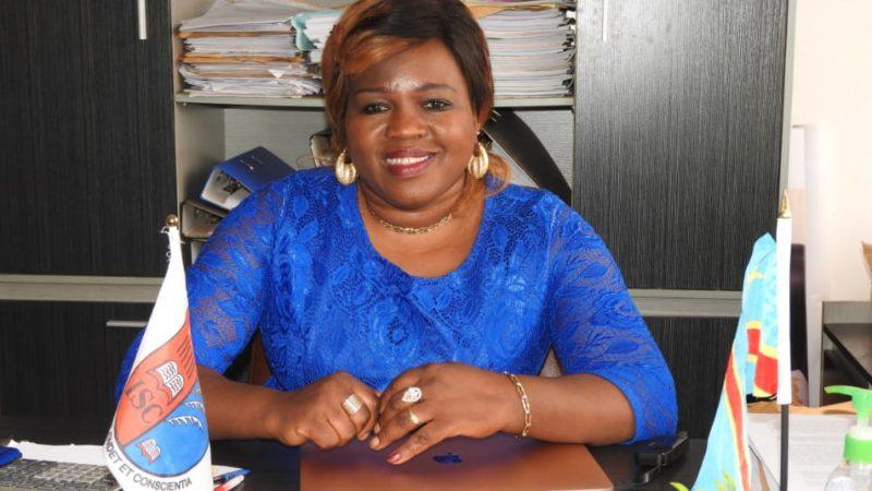 JIF/RDC: A la découverte de la professeure Masoka Wamtu Bibish, une des références pour les femmes
