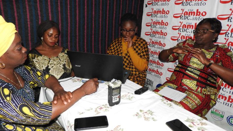 Sud-Kivu : Des femmes politiques se disent capables de briguer des postes décisionnels comme les hommes (Emission JDH)