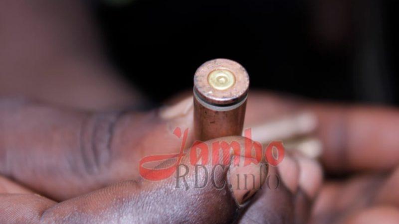 Bukavu: Deux personnes grièvement blessées par balles dans une attaque attribuée aux hommes armés au Quartier Ndendere