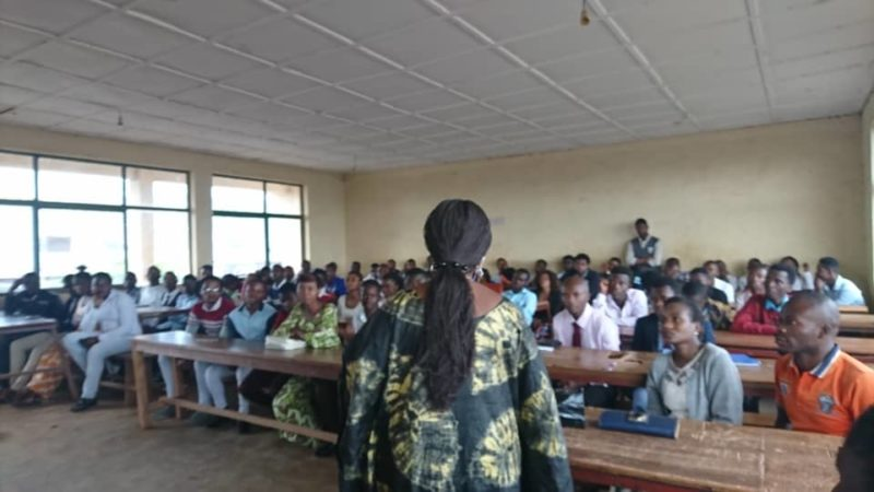 Sud-Kivu: La Synergie des Etudiants de Walungu intègre ses nouveaux membres