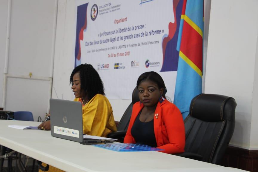 Sud-Kivu: Des journalistes et autorités en forum provincial sur l'état de lieu de la liberté de la presse