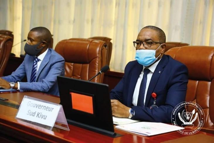 Sud-Kivu: Le Bureau de Coordination de la société civile exige à son tour la démission de Théo Ngwabidje sous une condition