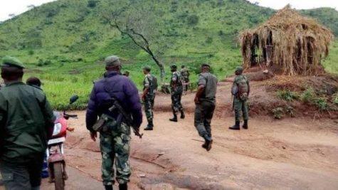 RDC : 19 morts dans les affrontements entre l'armée et la milice FPIC à Nyara dans la province de l'ITURI.