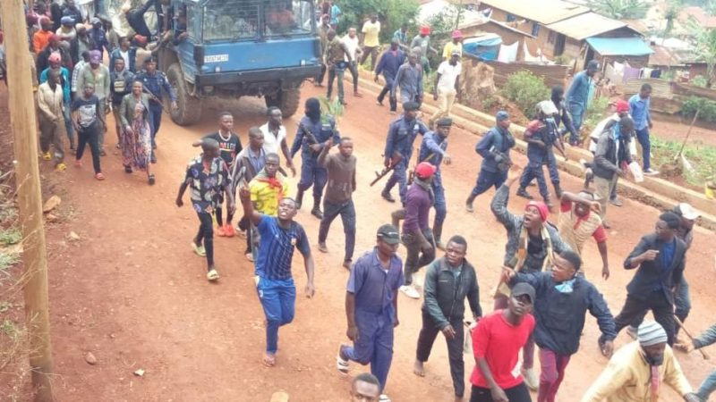 Beni : Des échauffourées entre la population et les éléments de l'ordre notifiées à Kalinda
