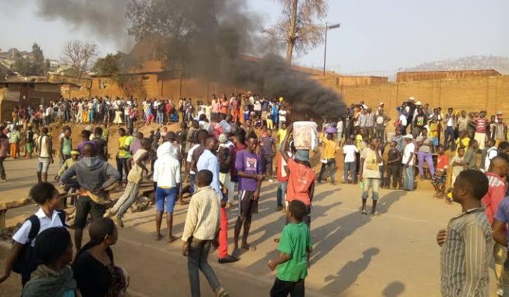 Justice populaire à Bukavu: Un présumé voleur lynché par la population en colère au quartier Panzi