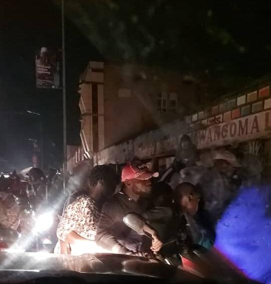 Goma/Eruption de Nyirangongo: 7000 congolais ont traversé le Rwanda et 25 000 se sont déplacés pour Sake(UNICEF).