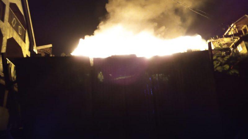Bukavu: Une dizaine des maisons ravagées dans un nouvel incendie déclaré au quartier Kasali