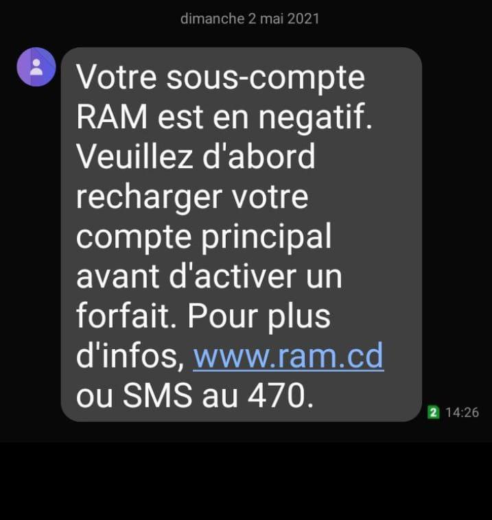 RDC: Le RAM risque d'accroitre la surveillance et limiter l'accès à la communication
