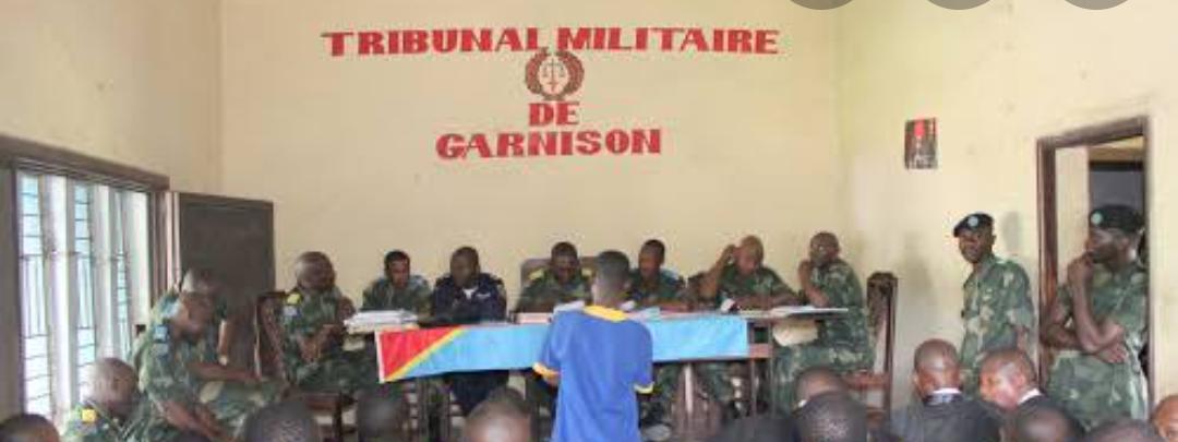 Etat se siège/Ituri: Le ministre des Finances et Le Directeur Géneral des Recettes interpelés à l'auditorat militaire de Bunia