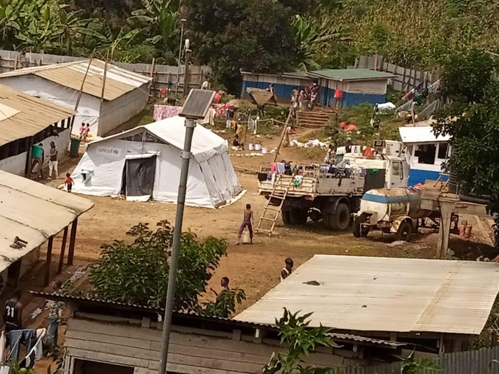 Bukavu : Plus de 1491 sinistrés de Goma sont déjà notifiés au quartier Ndendere ( Bilan provisoire)