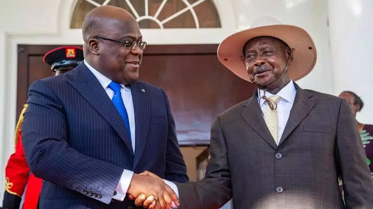 Beni : Félix Tshisekedi et le Président Ougandais Yoweri Museveni attendus ce mercredi à Kasindi