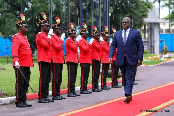 RDC : Après Beni-Butembo(Nord-Kivu) et Bunia(Ituri), Félix Tshisekedi est de retour à Goma