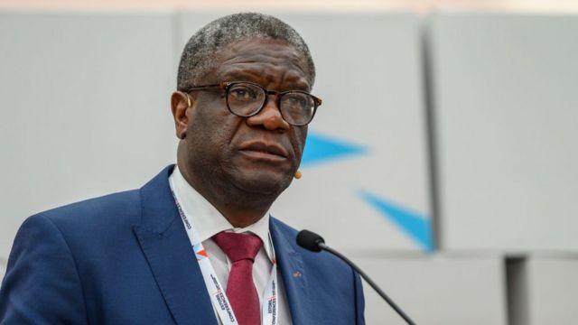 Sud-Kivu/Rapport Maping : « Votre silence n'est pas justifiable car parmi vous, il y a même ceux qui ont perdu les leurs dans ces crimes », Dr. Denis Mukwege devant les députés provinciaux