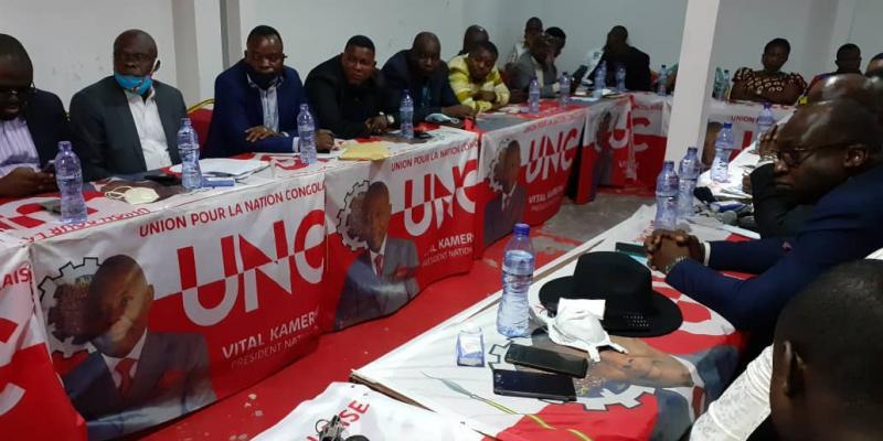 RDC: L'UNC suspend sa participation à toutes les activités politiques du CACH et de l'Union Sacrée de la Nation