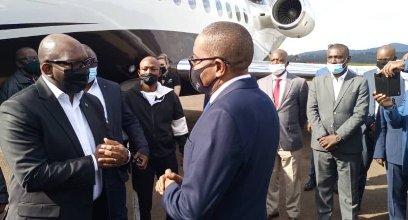 RDC : Le premier ministre Sama Lukonde apporte un message de soutien et de paix pour la population du Sud-Kivu